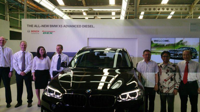 BMW Group Indonesia Produksi Lokal X5 Advanced Diesel