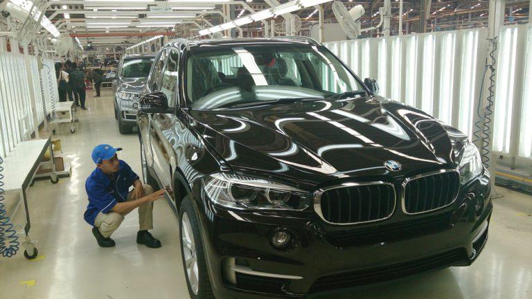 BMW Menambah Kapasitas Produksi Lokal untuk X5 Diesel