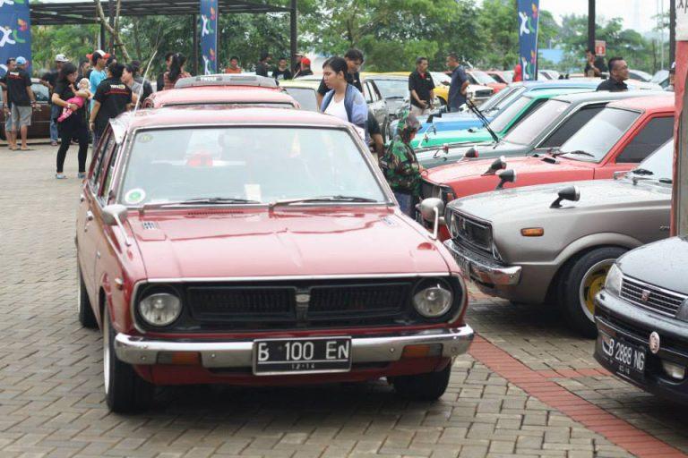 Corolla Classic Community: Khusus Pencinta Mobil Lawas