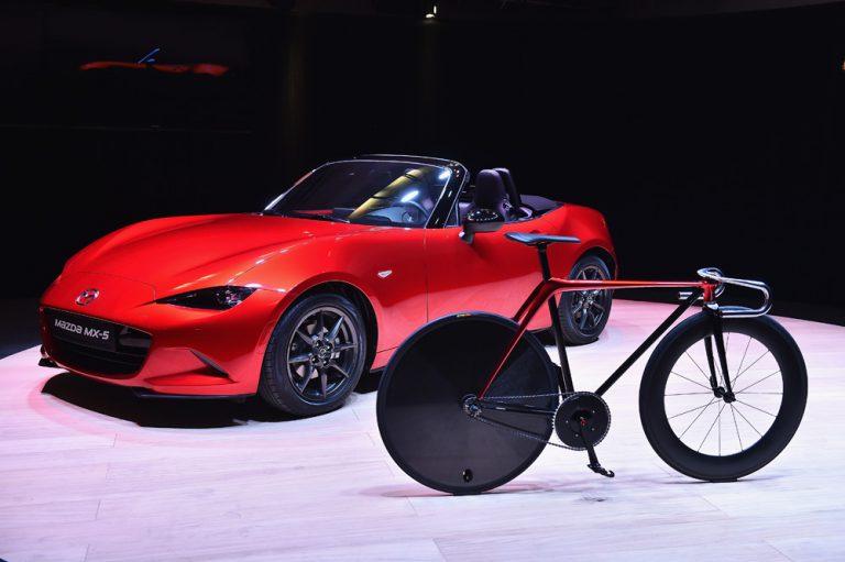 Inilah Konsep Sepeda dan Sofa Racikan Mazda