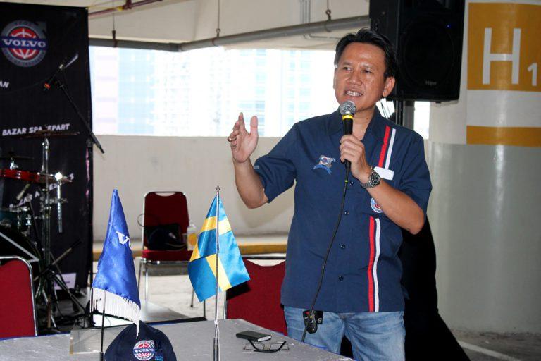 Komunitas Volvo Club of Indonesia Rayakan HUT ke-14
