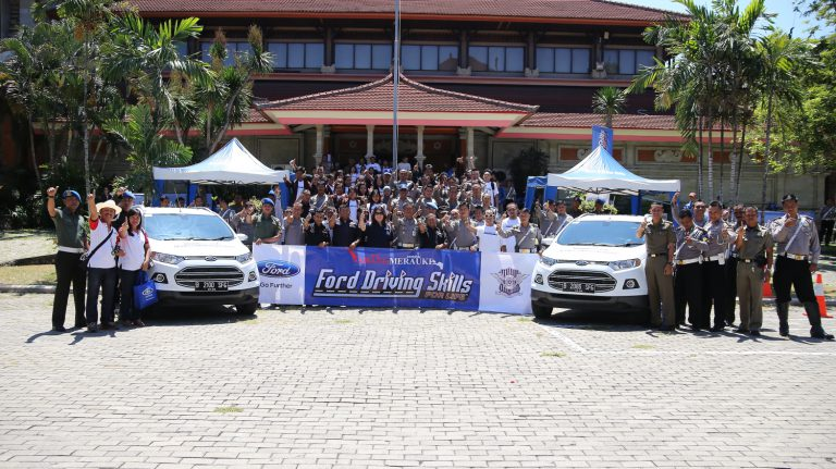 Masyarakat Bali Ikuti Pelatihan DSFL untuk Berkendara Lebih Baik dan Aman