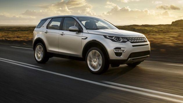 """Land Rover Gunakan """"Ingenium Engine"""" di Discovery Sport"""