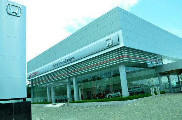 Honda Prospect Motor Resmikan Dealer Baru di Indramayu