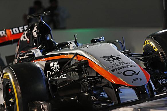 Robert Fernley dari Force India Juga Inginkan V8 di Formula 1