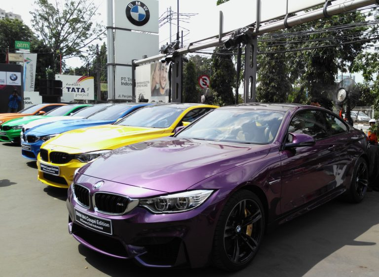 BMW M4 Coupe M Owner Club Indonesia Didesain Spesial
