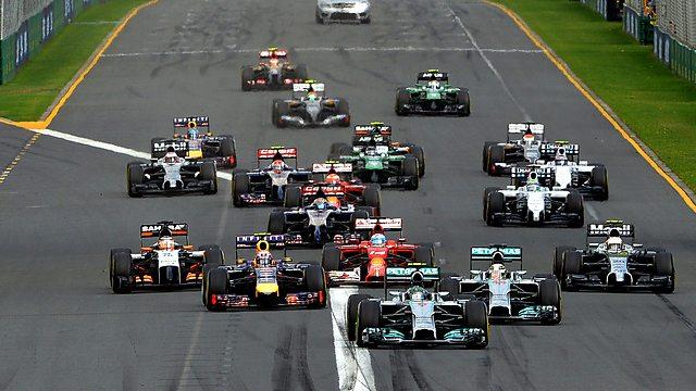 Tahun 2016, Formula 1 Direncanakan Dimulai di Bulan April