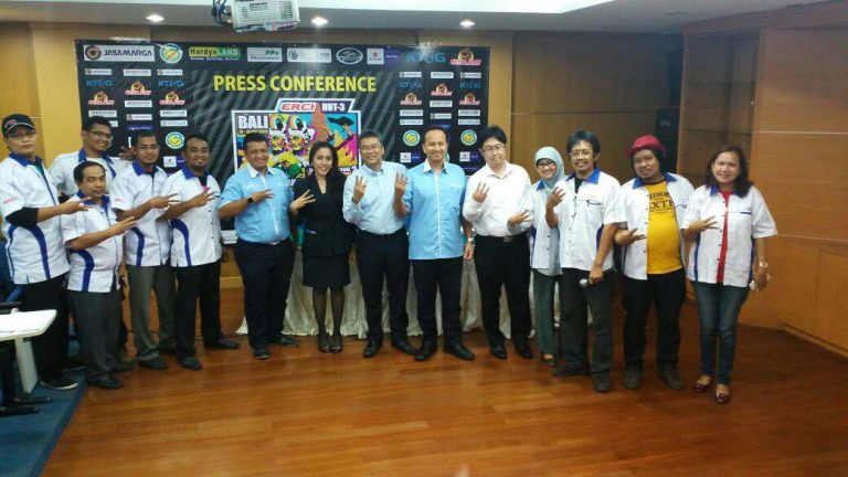 ERCI Akan Selenggaraan Jambore Nasional di Bali