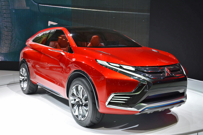 Mitsubishi Inginkan EVO Tetap Menjadi Nama SUV Elektrik Mereka