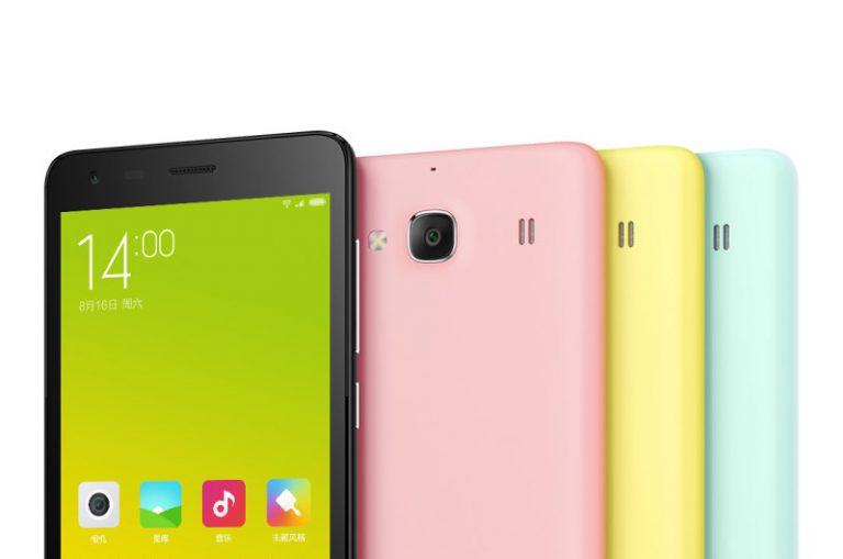 Xiaomi Redmi 2: 4G LTE Dengan Harga Terjangkau