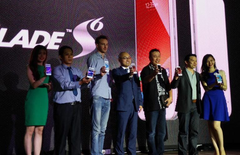 ZTE Blade S6 Dengan Dukungan 4G LTE Hadir di Indonesia