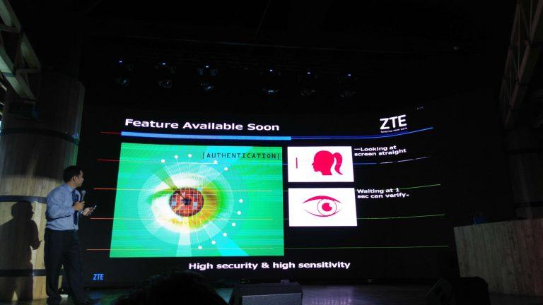 Selain MiFavor, ZTE Blade S6 Sudah Menyiapkan EyePrintID