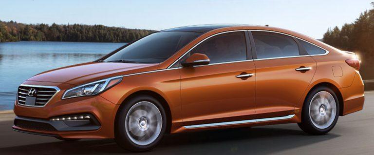 Hyundai Sonata Sudah Berusia 30 Tahun