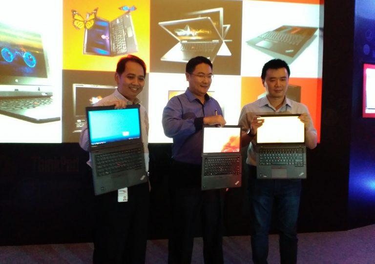 Rayakan 10 Tahun Thinkpad, Lenovo Rilis Lima Thinkpad Terbaru