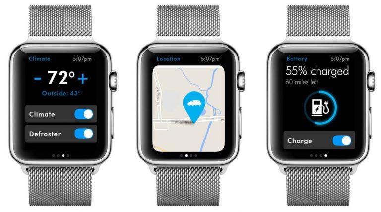 Volkswagen Siapkan Aplikasi untuk Apple Watch