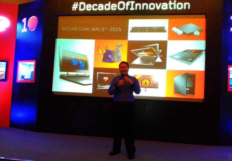 Wow! 100 Juta Unit ThinkPad Berhasil Dijual Lenovo