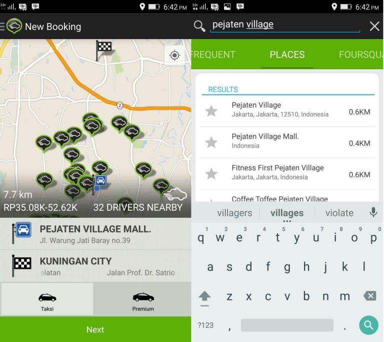 Begini Cara Mudah Gunakan Aplikasi GrabTaxi