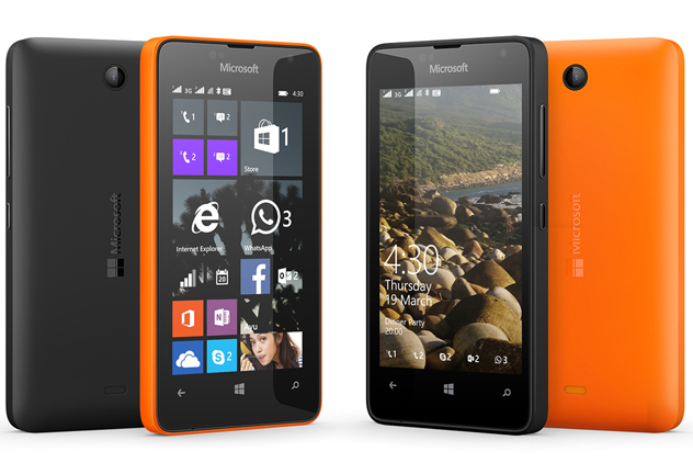 Terjangkau! Lumia 430 Dual SIM Dijual Rp 649.000