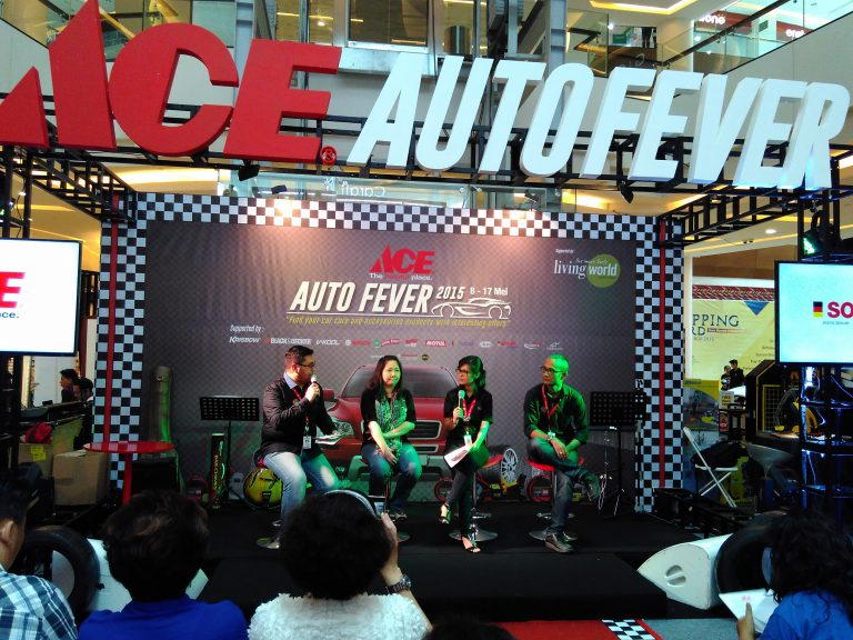 Auto Fever 2015, Cara Ace Hardware Manjakan Pecinta Aksesoris Otomotif