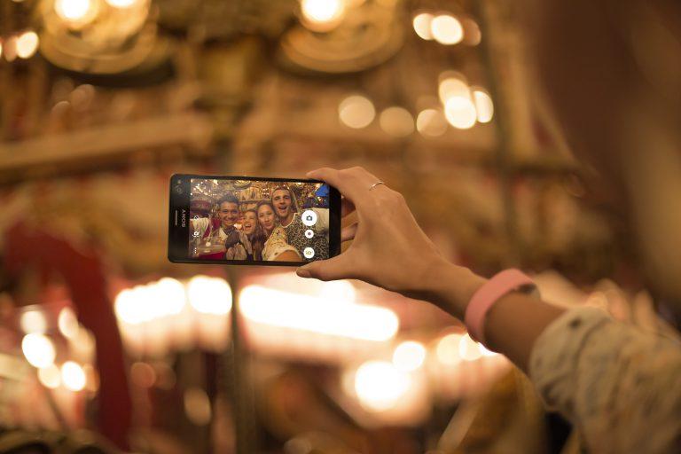 Sony Rilis Xperia C4, Smartphone Khusus Penggemar Selfie