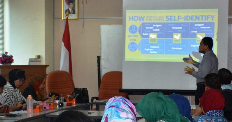 Indonesia Butuh Engineer Wanita yang Lebih Banyak
