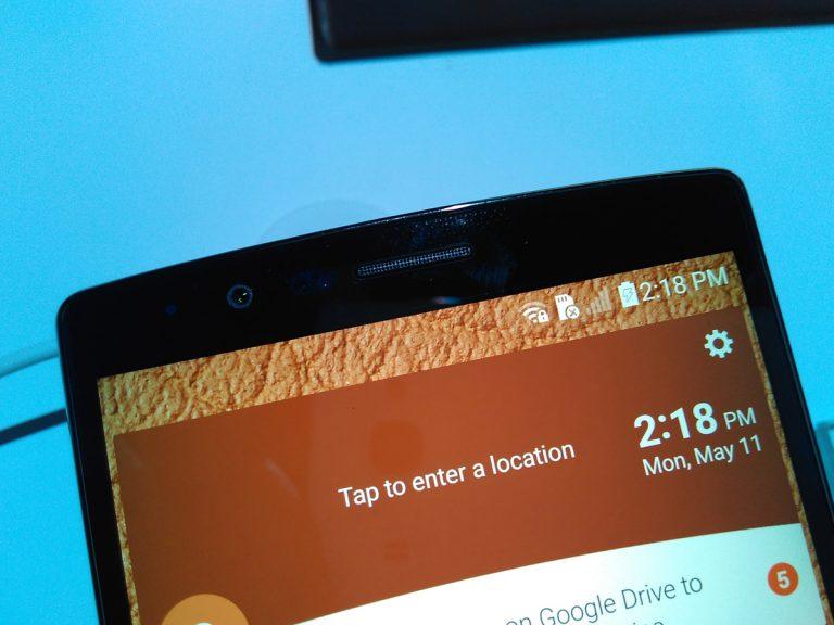 Hands-On LG G4: Premium dengan Selimut Kulit