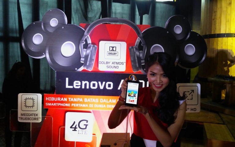 Serentak di Enam Negara, Hari Ini Lenovo Rilis A7000