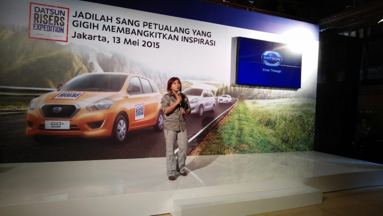 Libatkan 500 Risers Plus 10.000 Km, Datsun Keliling Nusantara