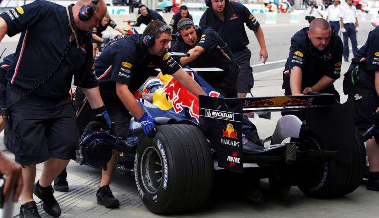 Michellin Ingin Kembali ke Formula 1