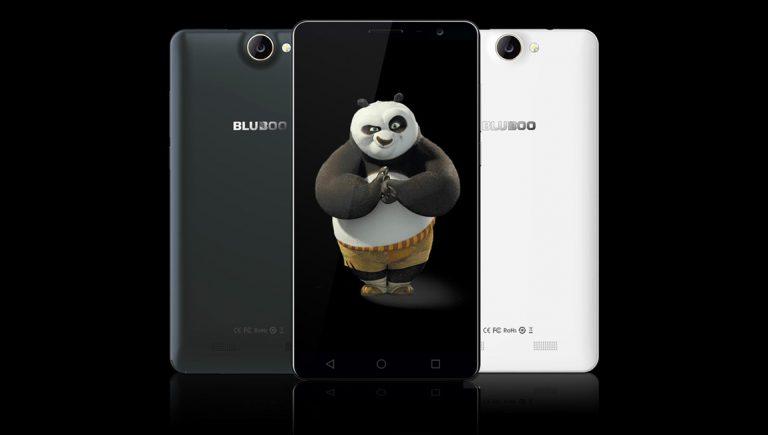 Bluboo X550, Phablet Lollipop dengan Baterai 5300 mAh