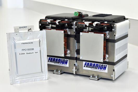 Baterai Alternatif Sodium Ion Dicoba pada e-Bike