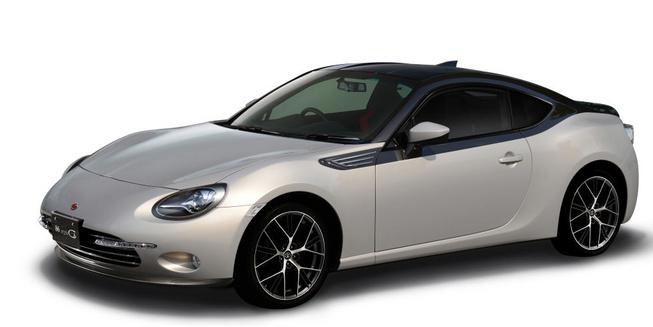 Toyota Akan Buat Coupe Di Bawah Scion FR-S
