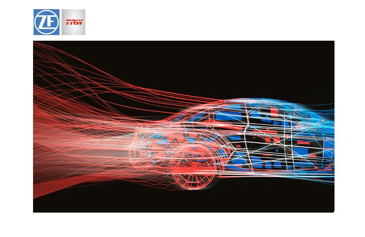 ZF Akuisisi TRW Automotive