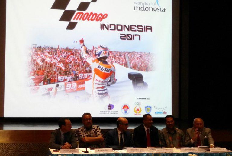 Indonesia Dipercaya Gelar MotoGP 2017