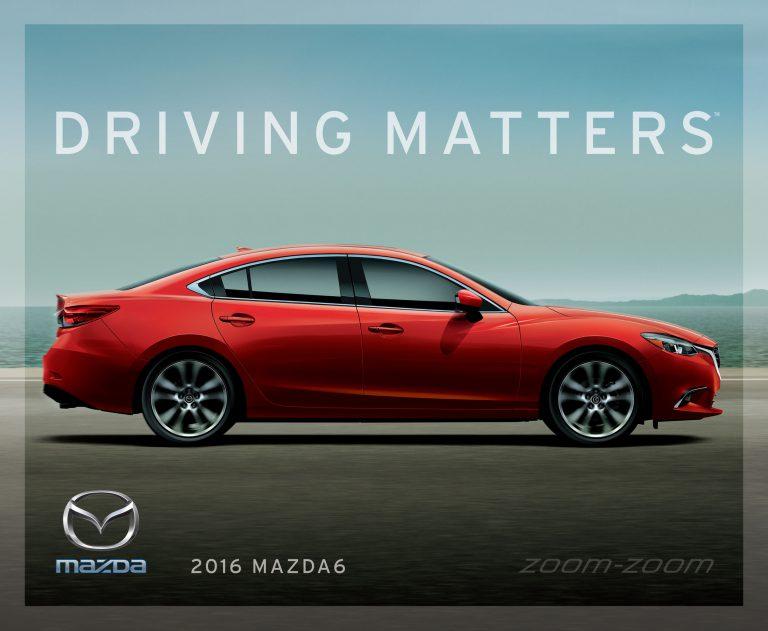 Mazda Perkenalkan Driving Matters sebagai Slogan Baru