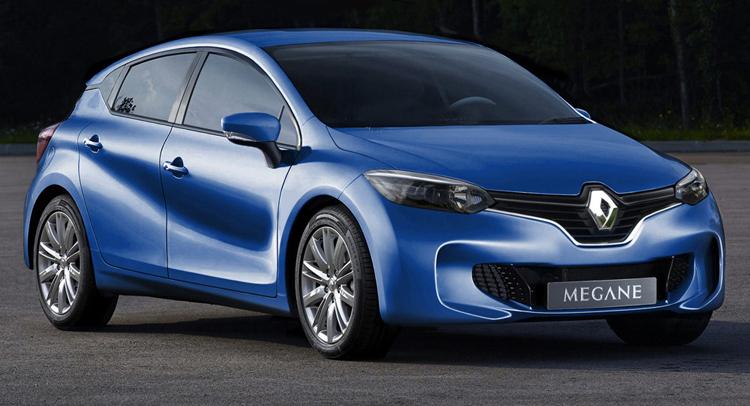 Renault Megane Generasi Keempat Akan Tampil di Frankfurt Motor Show