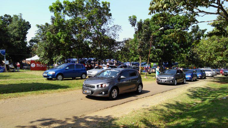 Ribuan Pengguna Chevrolet Banjiri Chevy Lover United 2015 Carnival di Buperta Cibubur