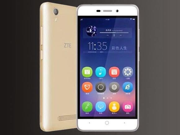 ZTE Garap Smartphone 4G LTE dengan Baterai 4000 mAh.