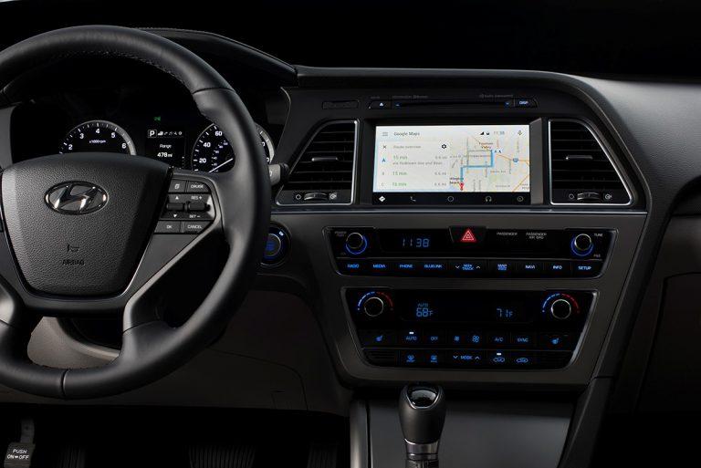Hyundai Akan Integrasikan Android Auto pada Sonata