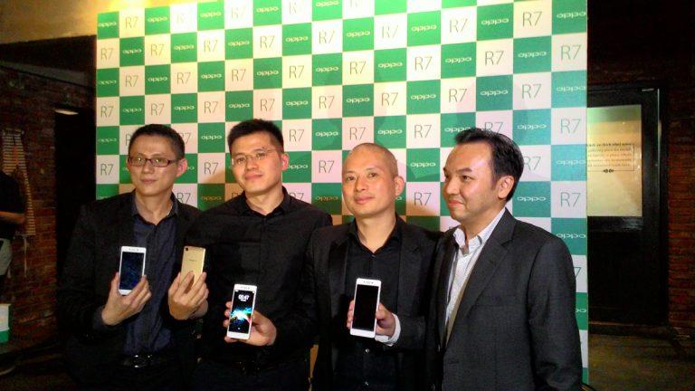 Tak Hanya R7, OPPO Juga Boyong R7 Plus ke Indonesia