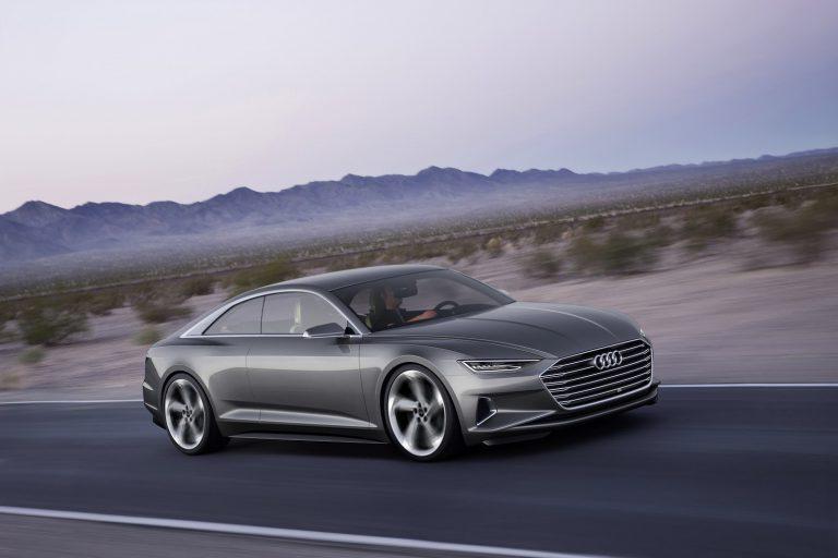 Generasi Audi A8 Berikutnya Sudah Mengadopsi Self Driving