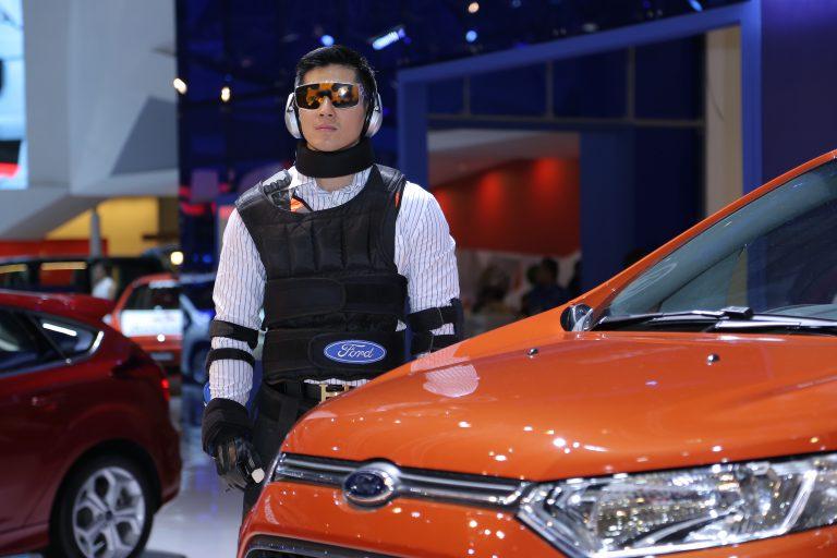 Hormati Hari Lansia Nasional: Ford Tunjukkan Inovasi Third Age Suit untuk Lansia