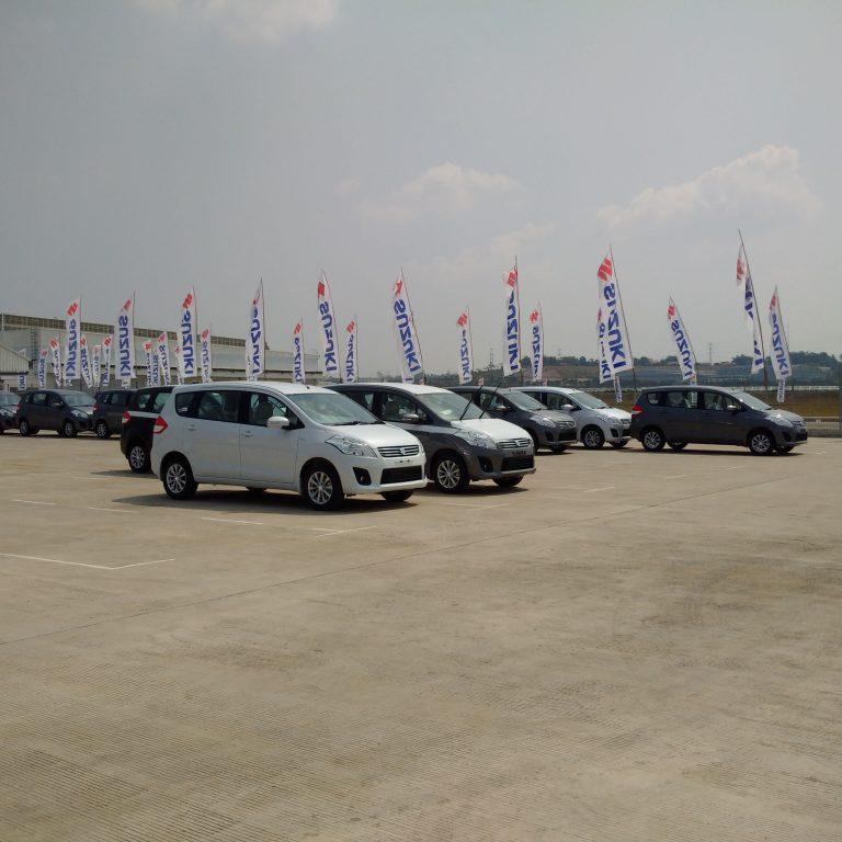 Pabrik Suzuki di Cikarang Telah Adopsi Teknologi Modern