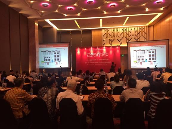 30-an Merek Mobil Siap Ramaikan IIMS 2015
