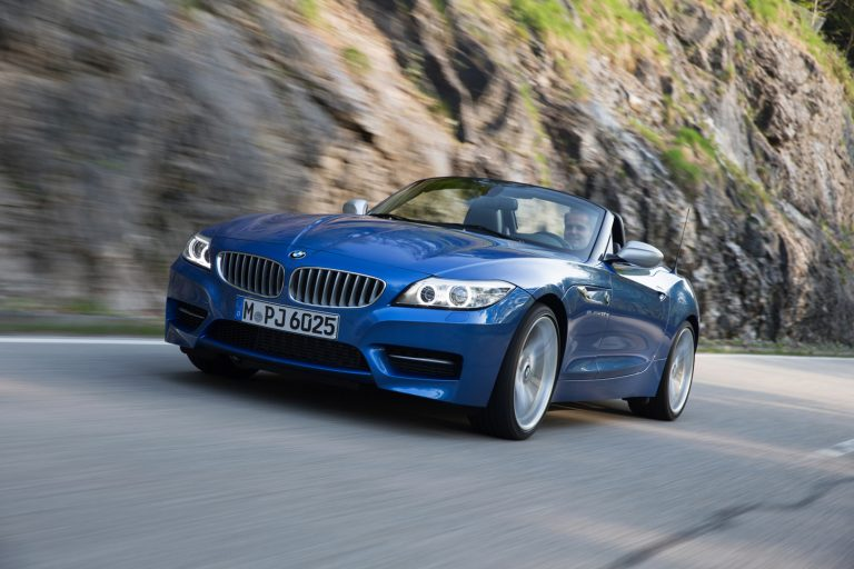 BMW Z4 Akan Tambah Warna Baru