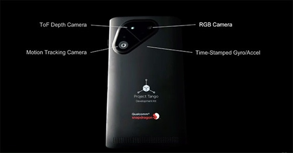Google Gandeng Qualcomm untuk Sukseskan Project Tango