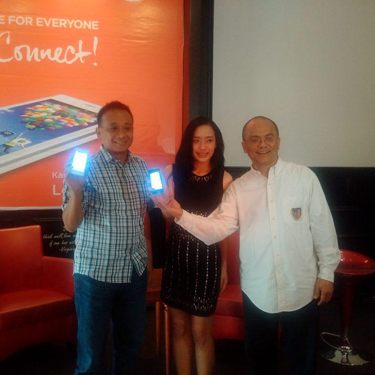 EVERCOSS Winner T, Smartphone Rp700 ribuan