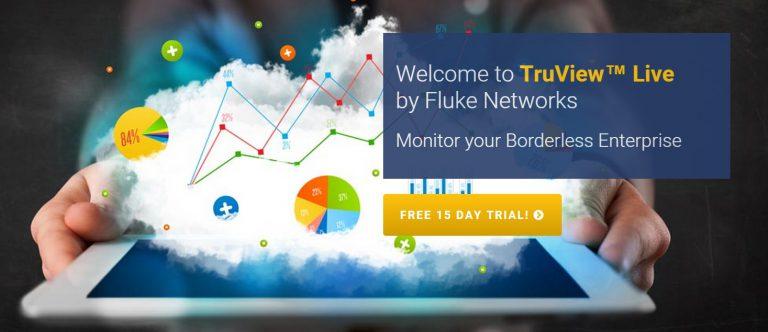 Fluke Network Umumkan Kehadiran TruView Live