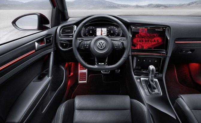 Volkswagen akan Gunakan Kontrol Gesture