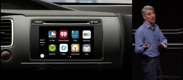 Untuk Mobil Baru, Apple Kembangkan CarPlay Dukung Wireless
